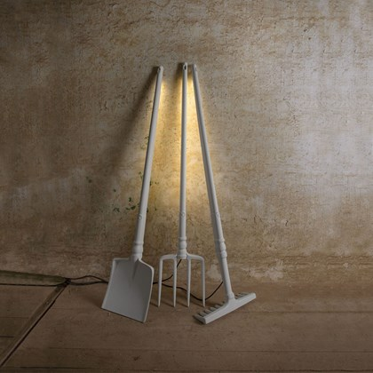 Karman Tobia Exterior Floor Lamp