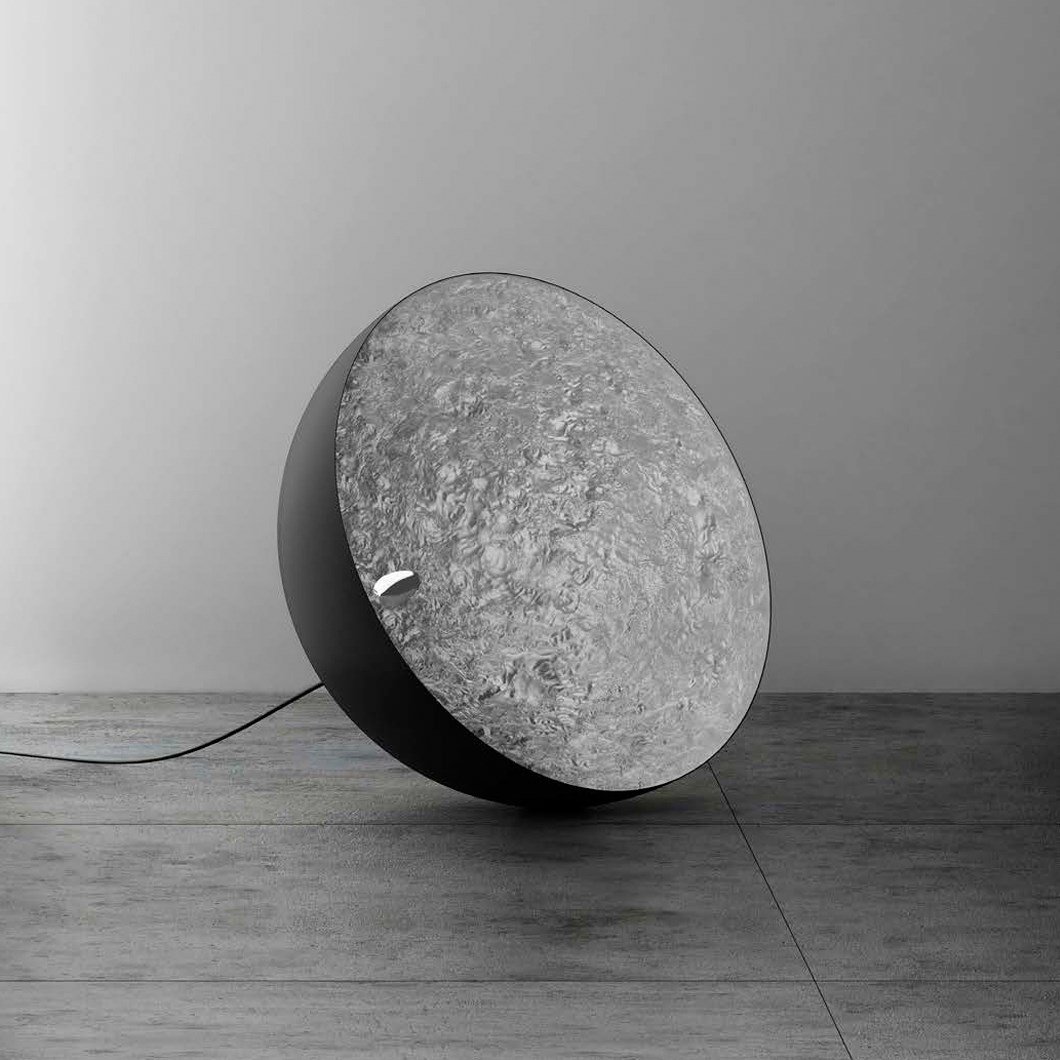 Catellani & Smith Stchu-Moon LED Floor Lamp| Image:1