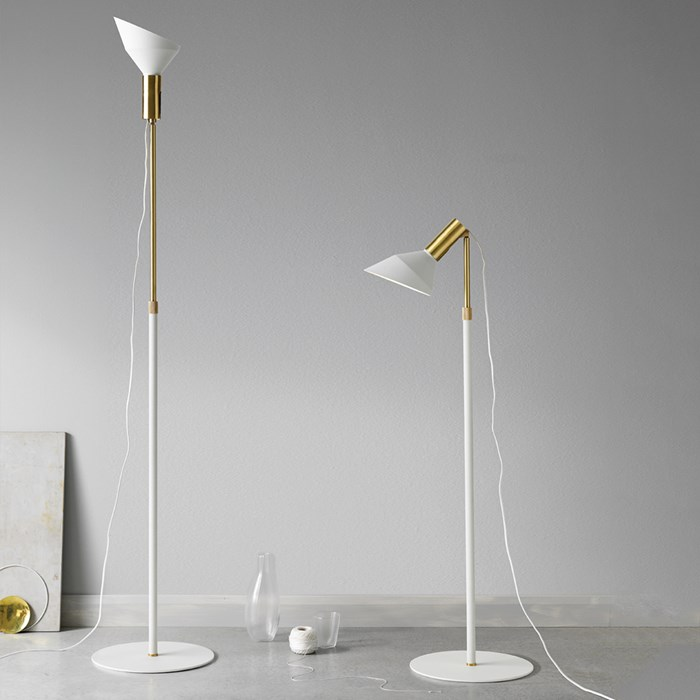 Care of Bankeryd Why Adjustable Floor Lamp| Image:1