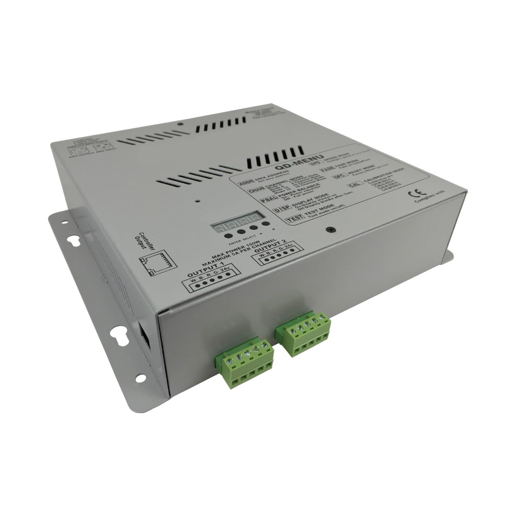 DLD 24V 320W 16 Channel DMX Constant Voltage Driver| Image : 1