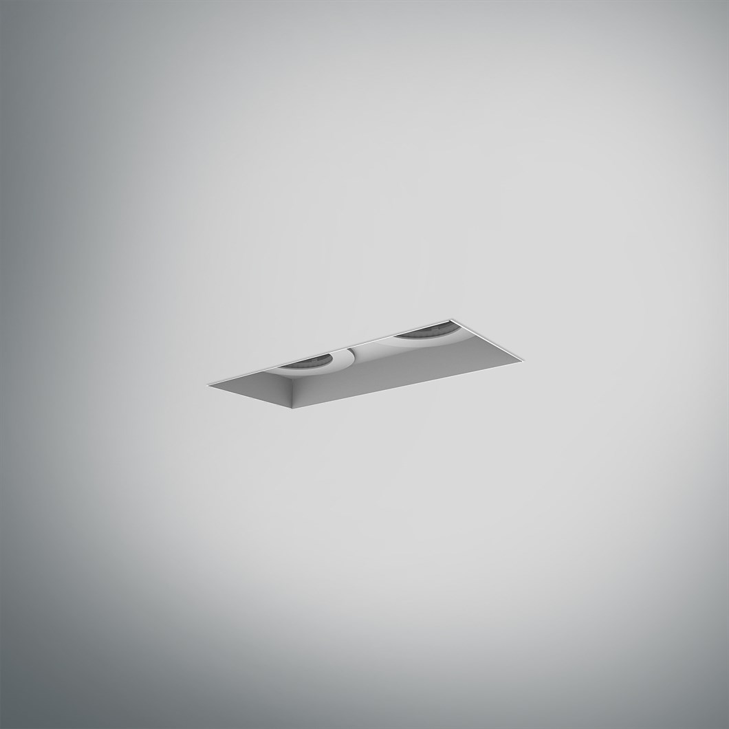 DLD Eiger 2 LED IP65 Recessed Plaster In Downlight| Image:1