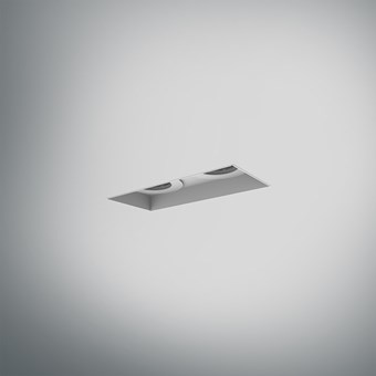 DLD Eiger 2 LED IP44 Recessed Plaster In Downlight