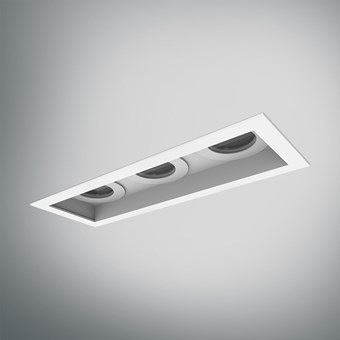 DLD Eiger 3 LED IP44 Recessed Downlight