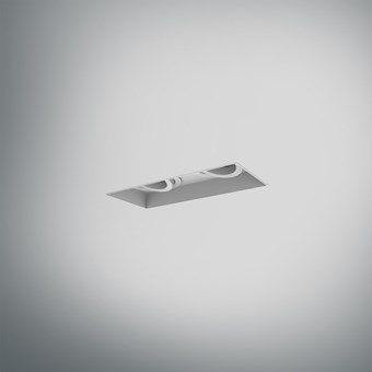 DLD Eiger 2 LED Recessed Adjustable Plaster In Downlight