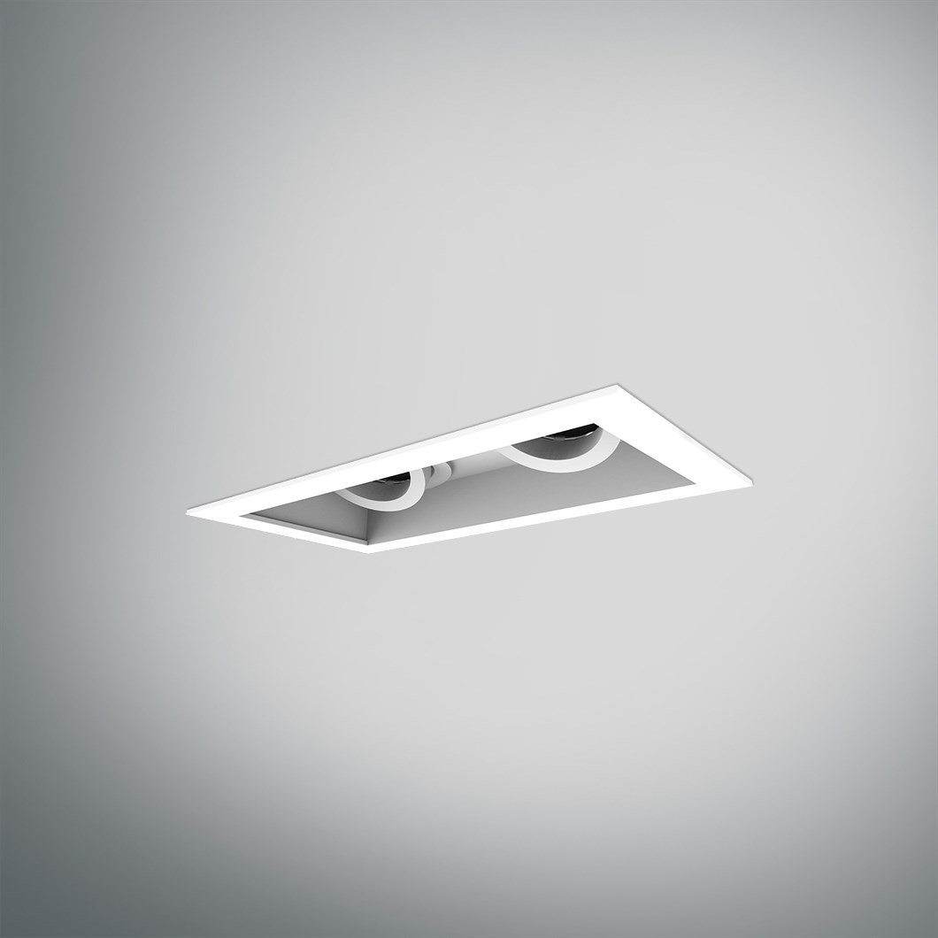 DLD Eiger 2 LED Recessed Adjustable Downlight| Image : 1
