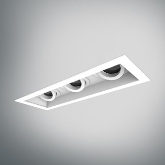 DLD Eiger 3 LED Recessed Adjustable Downlight