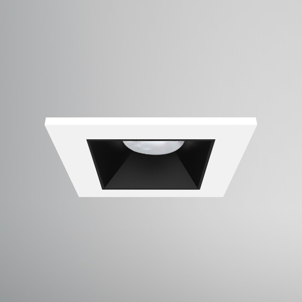 DLD Surf 1 LED Fixed Recessed Downlight| Image:1