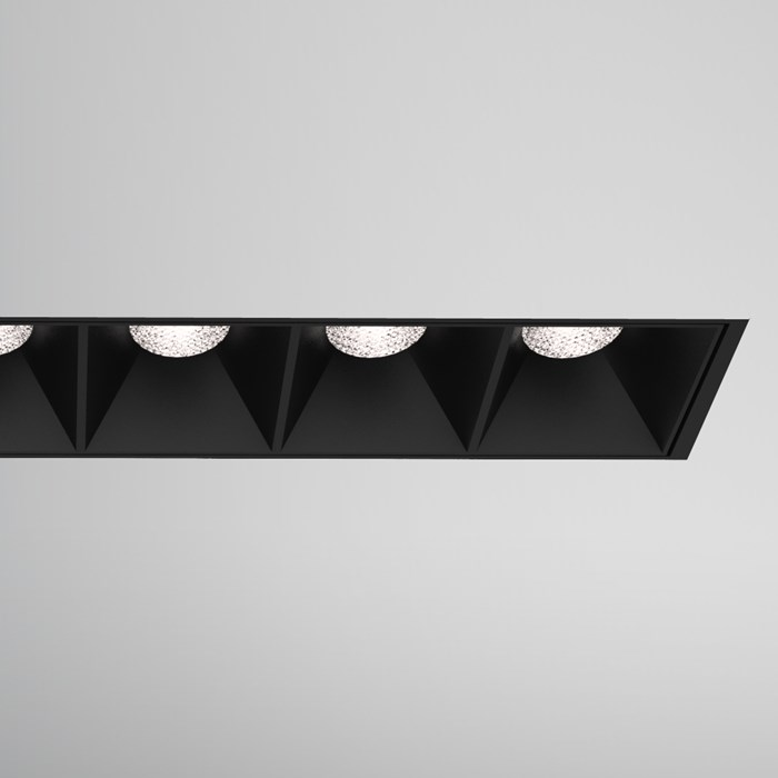 DLD Surf 10 LED Plaster In Recessed Downlight| Image:1