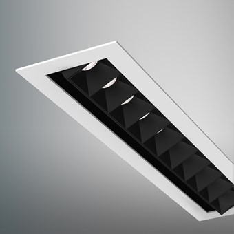 DLD Surf 10 LED Adjustable Recessed Downlight