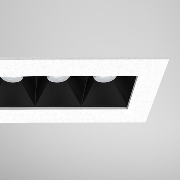 DLD Surf 15 LED Fixed Recessed Downlight| Image:1