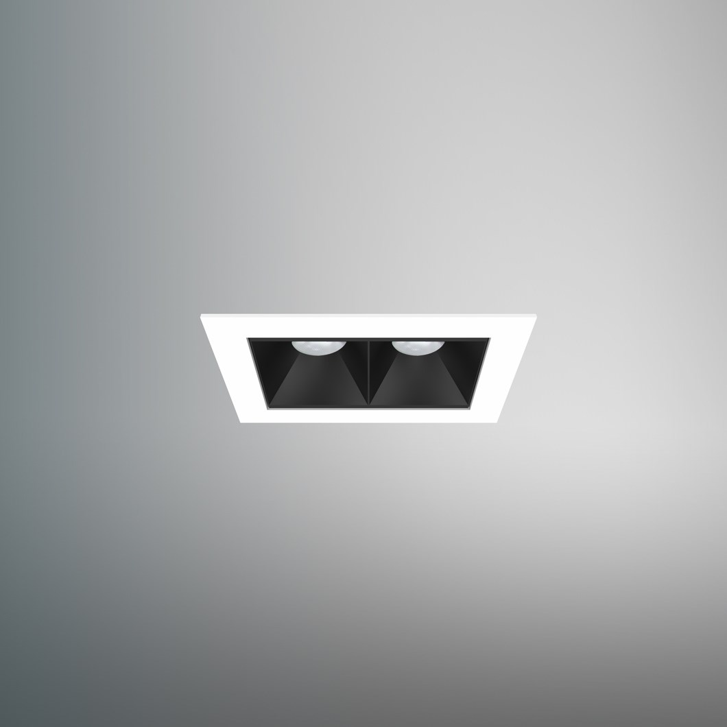 DLD Surf 2 LED Fixed Recessed Downlight| Image : 1