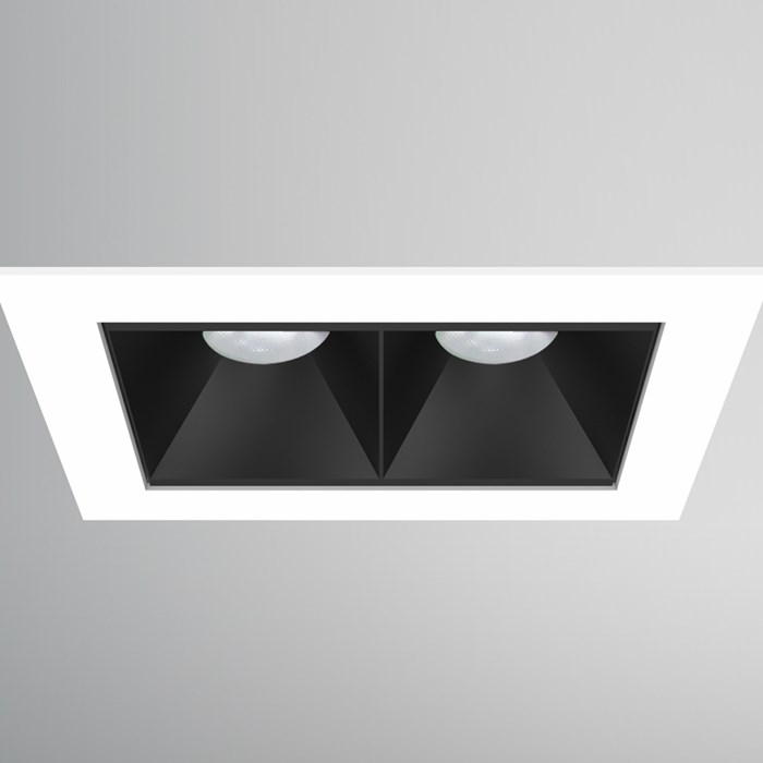 DLD Surf 2 LED Fixed Recessed Downlight| Image:1