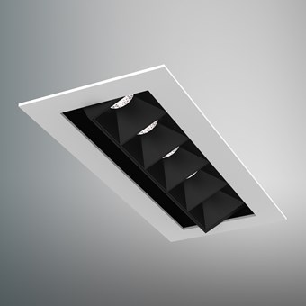 DLD Surf 5 LED Adjustable Recessed Downlight