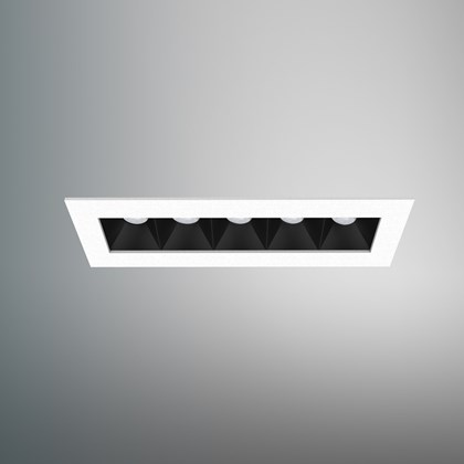 DLD Surf 5 LED Fixed Recessed Downlight