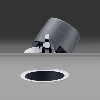 DLD Vigo Mini Round LED Recessed Adjustable Downlight