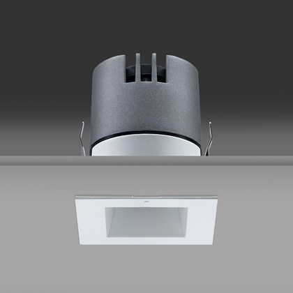 DLD Vigo Mini Square LED Recessed Downlight