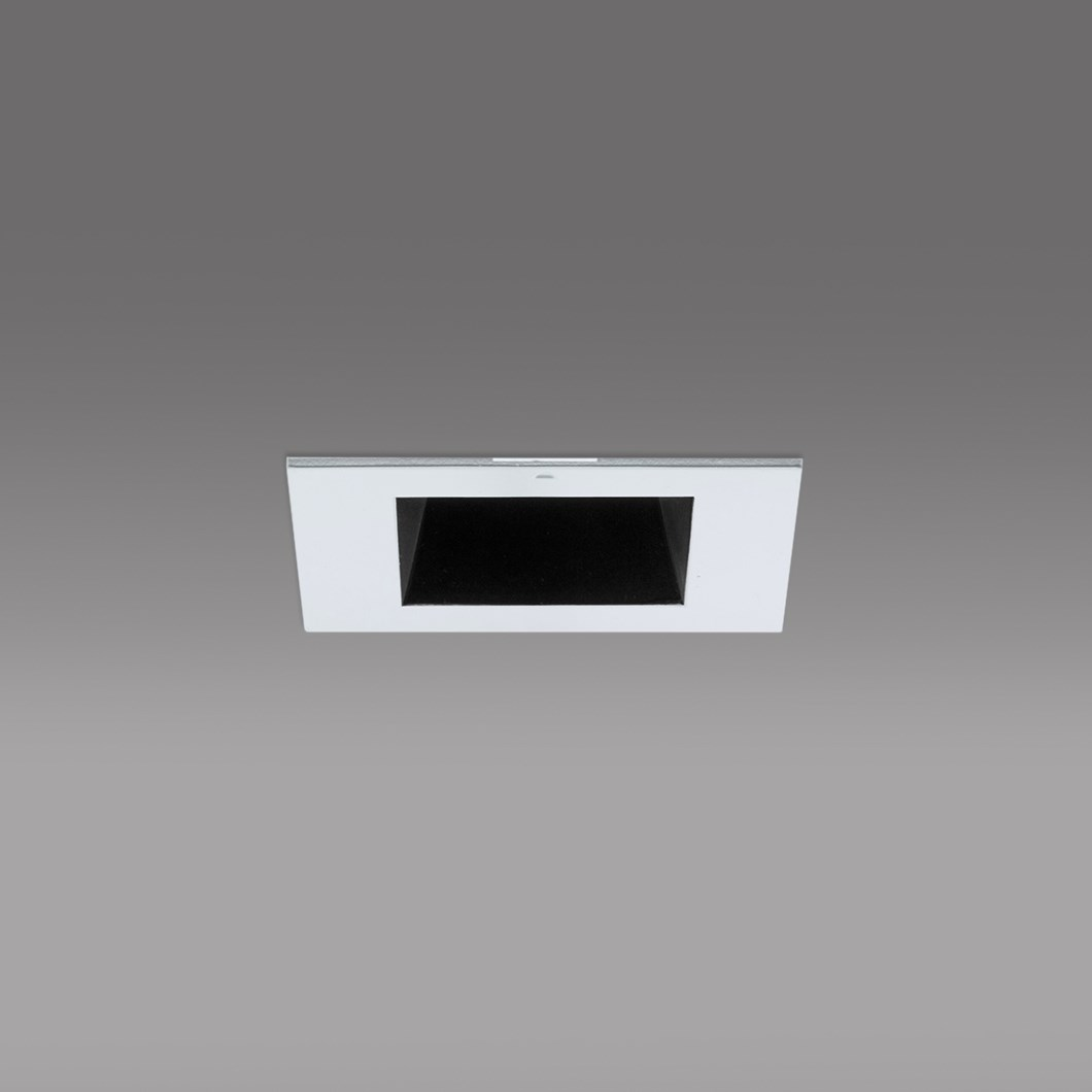 DLD Vigo Square LED Recessed Adjustable Downlight| Image:1