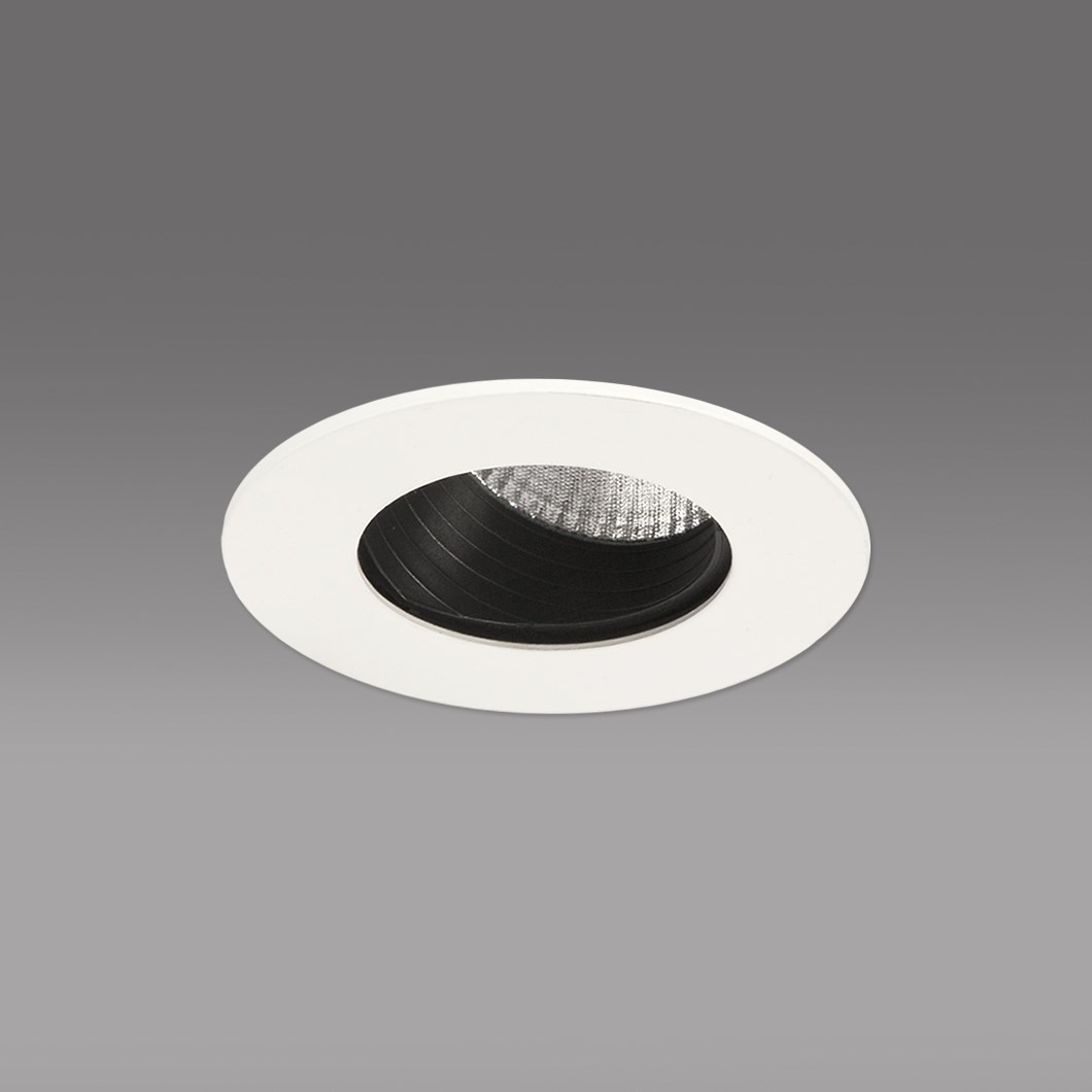 CLEARANCE DLD Juno LED Recessed Adjustable Downlight: White, 4000K, 35d Beam| Image:1