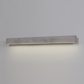 Darklight Design Cast Concrete Slimline LED Wall Light