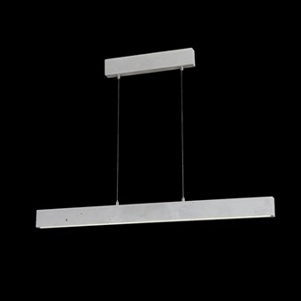 Darklight Design Cast Concrete Slimline LED Pendant