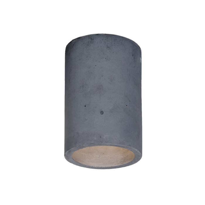 Darklight Design Chimney Concrete Ceiling Light| Image : 1