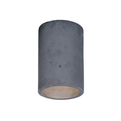 Darklight Design Chimney Concrete Ceiling Light