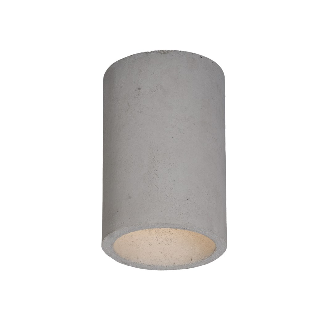Darklight Design Chimney Concrete Ceiling Light| Image:1