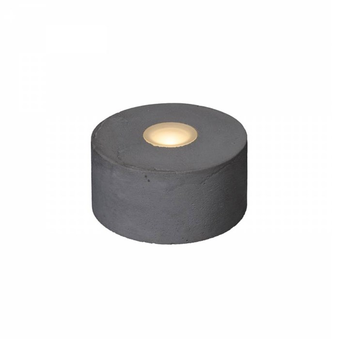 Darklight Design Iota Mini Exterior IP67 LED Concrete Floor Uplighter | Image:1