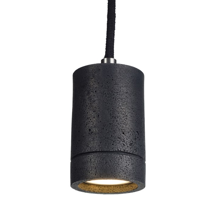 Darklight Design Flue Concrete Pendant| Image:1