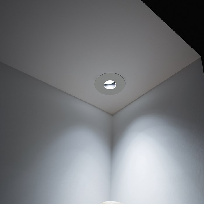Davide Groppi Buco R Recessed Downlight| Image : 1