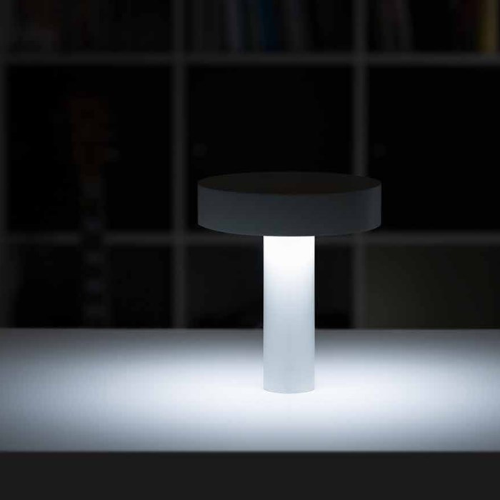 Davide Groppi PoPuP Rechargeable Table Lamp| Image : 1