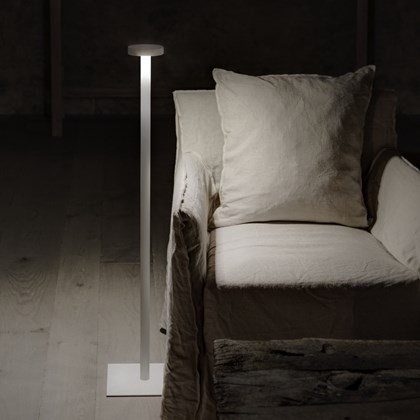 Davide Groppi Tetater Portable Cordless LED Floor Lamp
