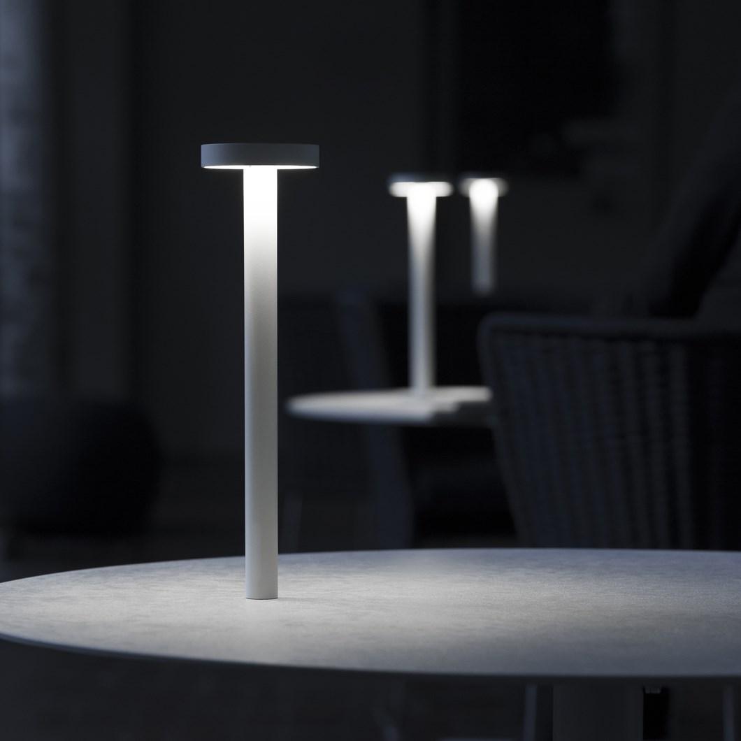 Davide Groppi Tetatet Rechargeable Led Table Lamp