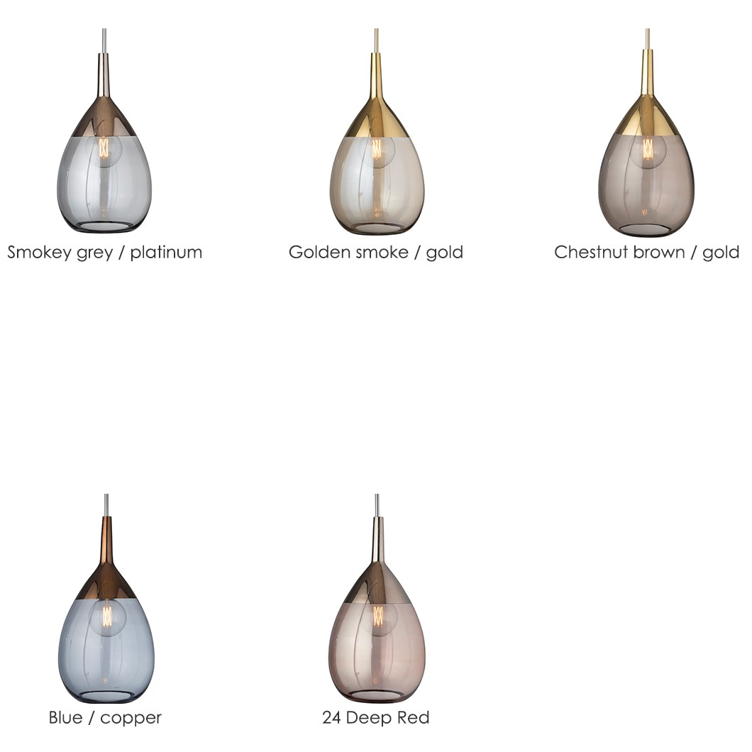 Ebb & Flow Lute Extra Large Pendant| Image:1