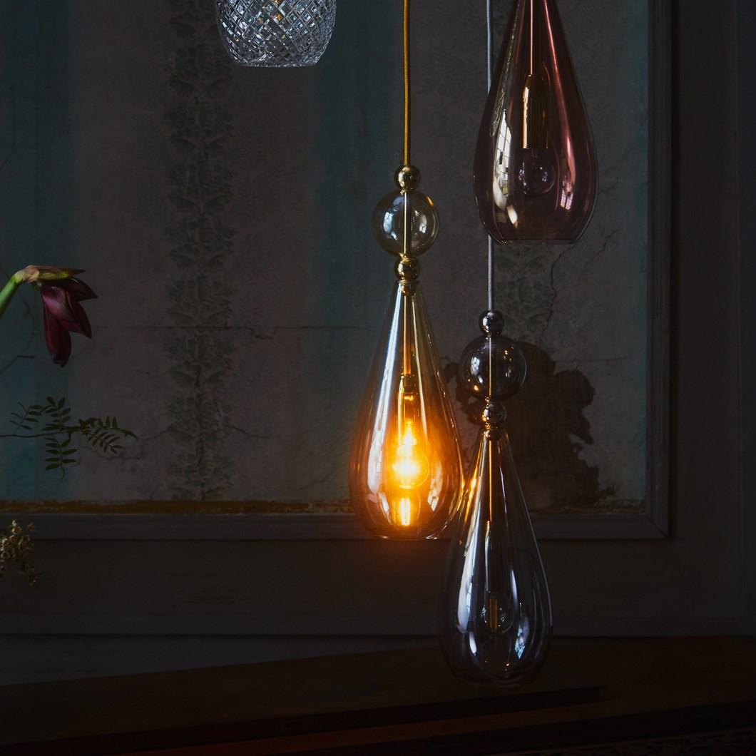 Ebb Flow Smykke Pendant Darklight