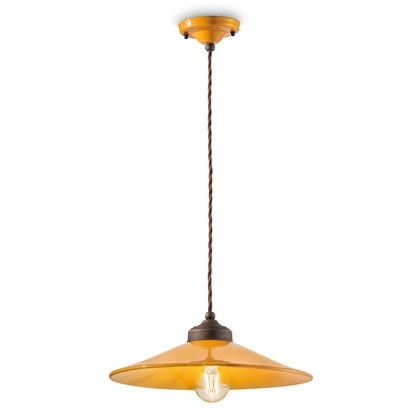 Ferroluce Retro Colours C1631 Pendant