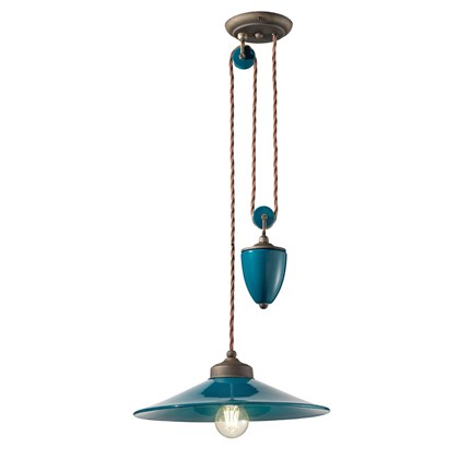 Ferroluce Retro Colours C1632 Pendant
