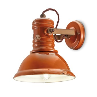Ferroluce Retro Industrial C1693 Wall Light