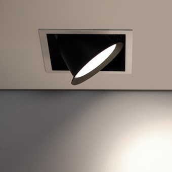 Flexalighting Lollo 20 LED Recessed Directional Downlight