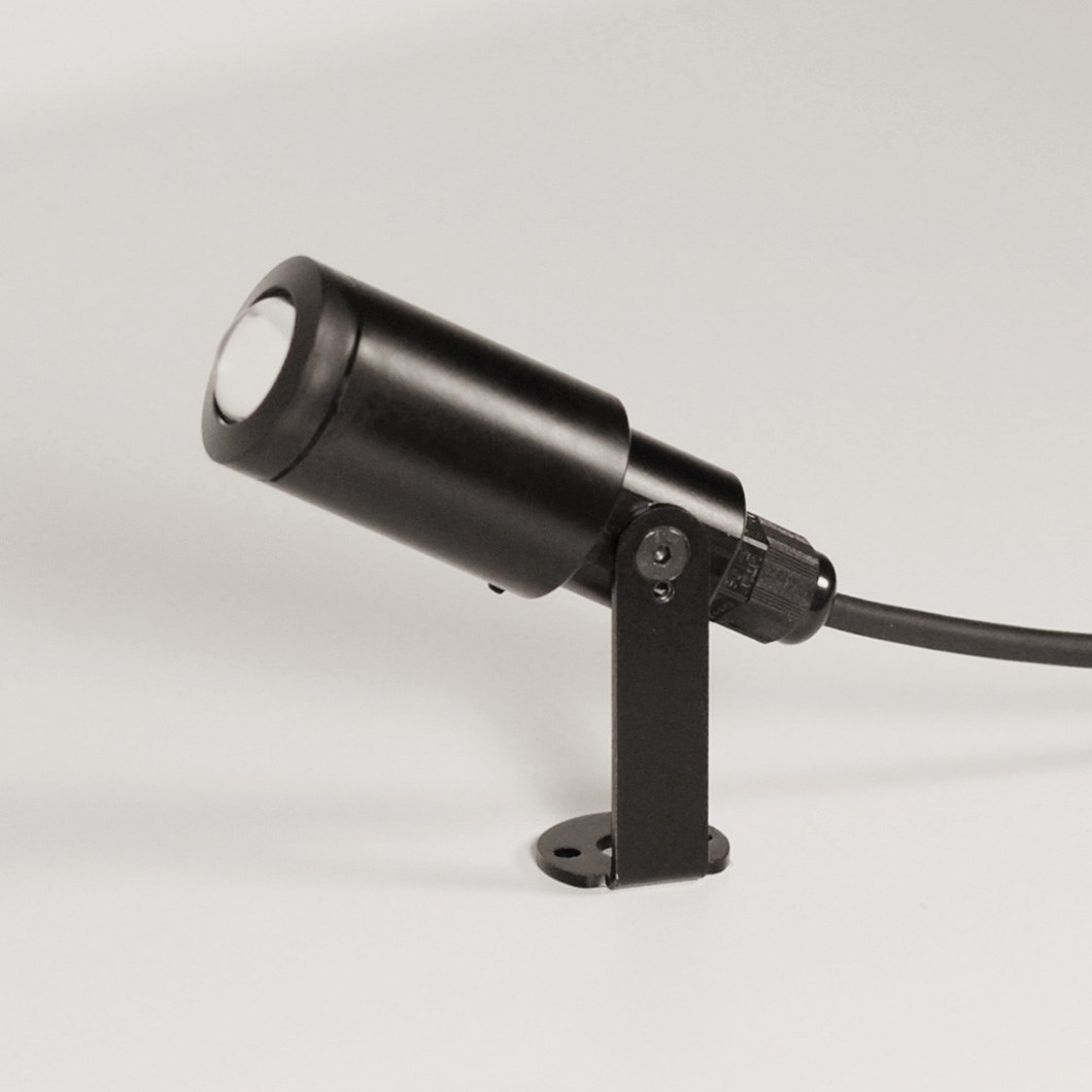 Flexalighting Zoom IP65 Exterior Adjustable Spot Light| Image : 1