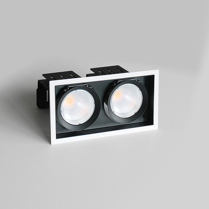 Flexalighting Lollo X220 LED Recessed Directional Downlight| Image : 1