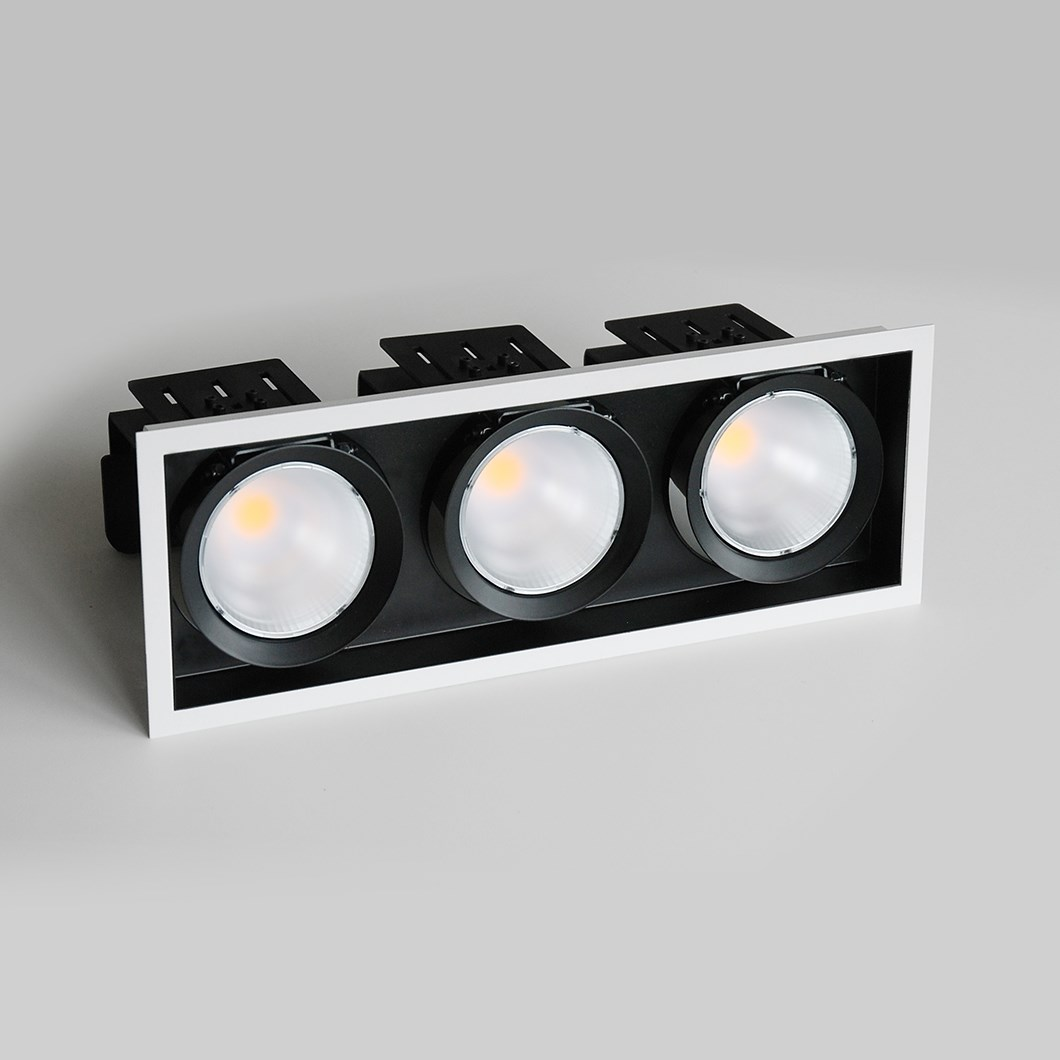 Flexalighting Lollo X330 LED Recessed Directional Downlight| Image : 1