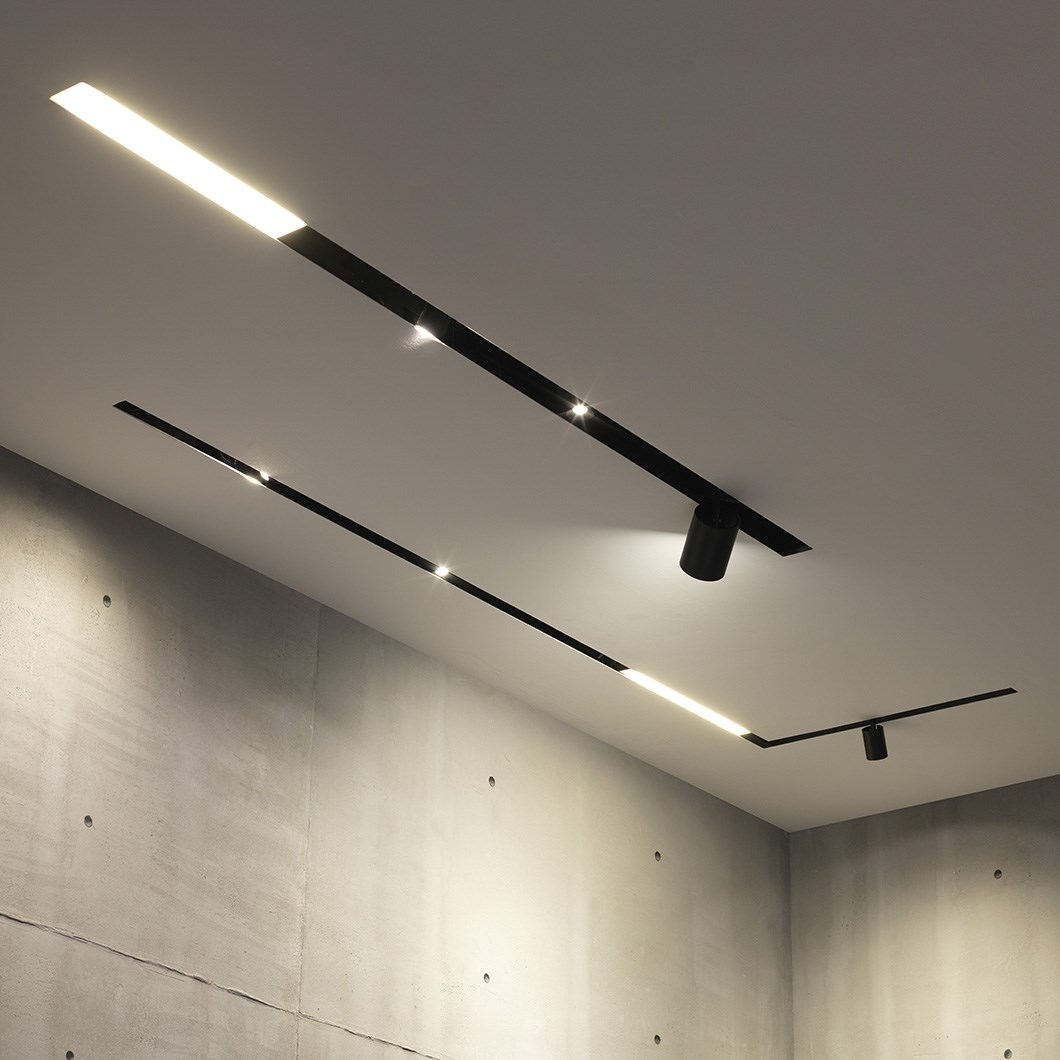 Flexalighting Maggy 72 Linear Track System| Image:1