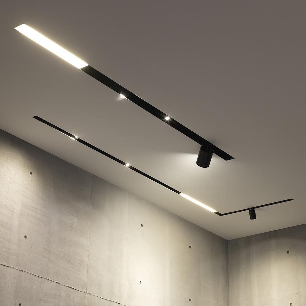 Flexalighting Maggy 72 Linear Track System Darklight Design Lighting Design Supply