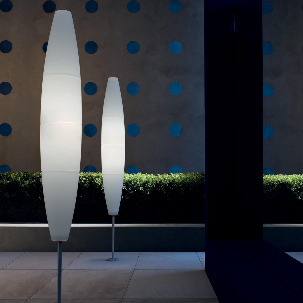 Foscarini Havana Exterior Floor Lamp | Darklight Design
