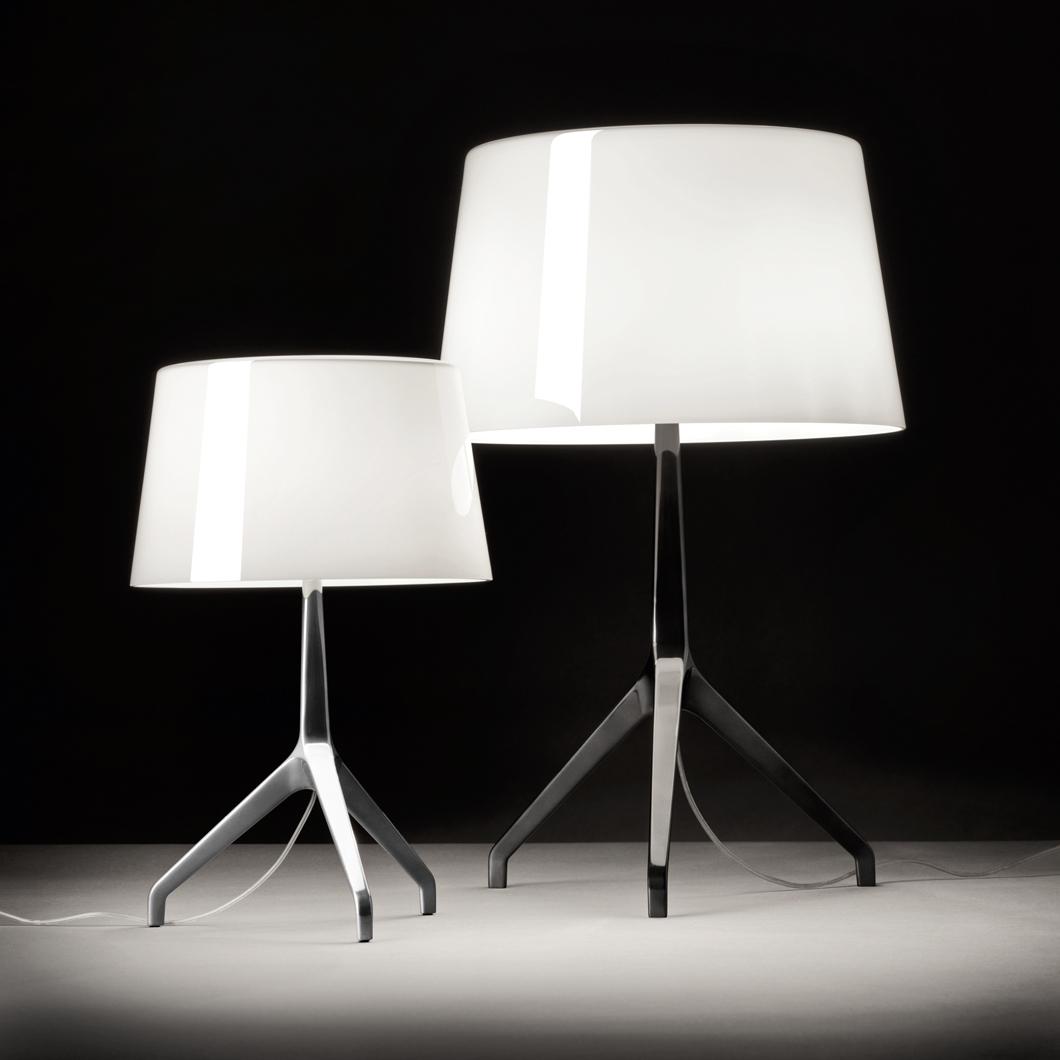 Foscarini Lumiere XXS & XXL Table Lamp | Darklight Design