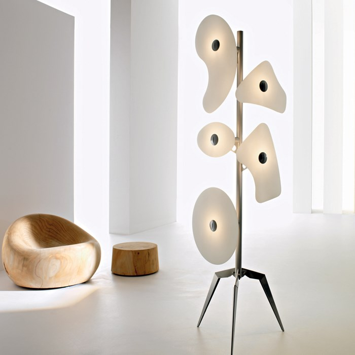 Foscarini Orbital Floor Lamp| Image:1