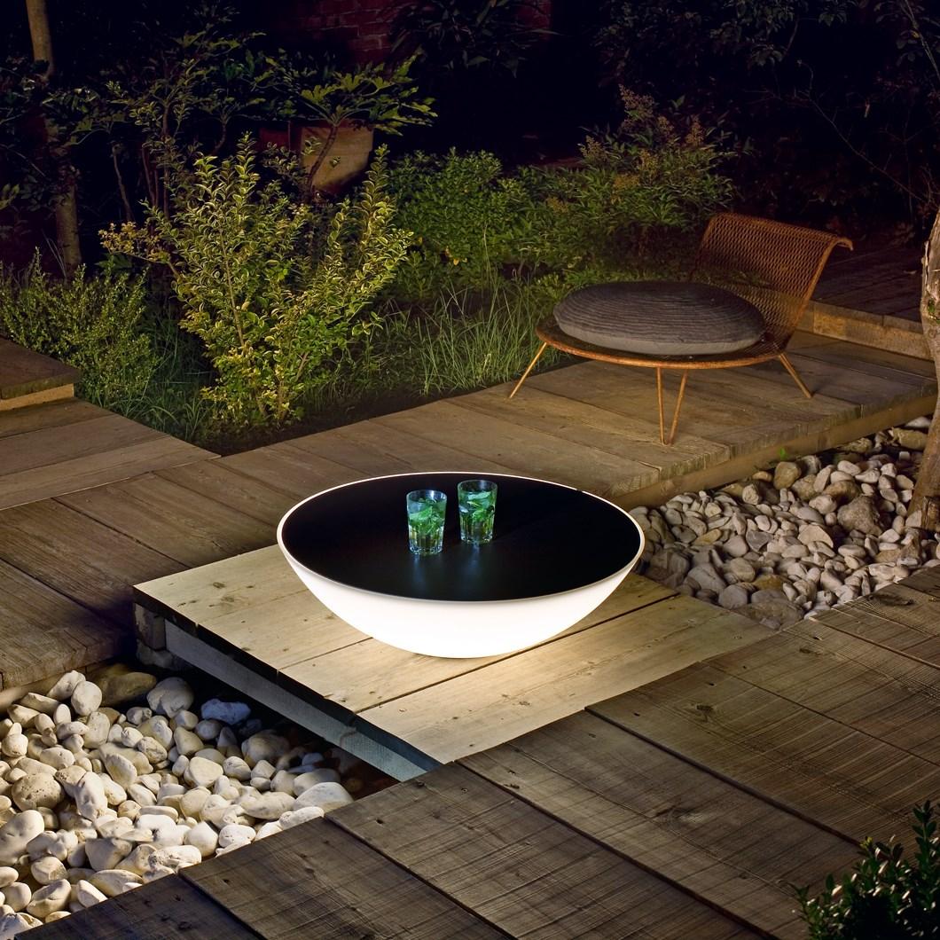 Foscarini Solar Exterior Floor Lamp Darklight Design