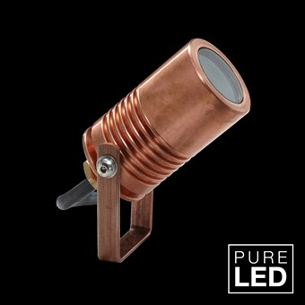 Hunza Pure LED Euro Spot Lite Exterior IP66 Spot Light