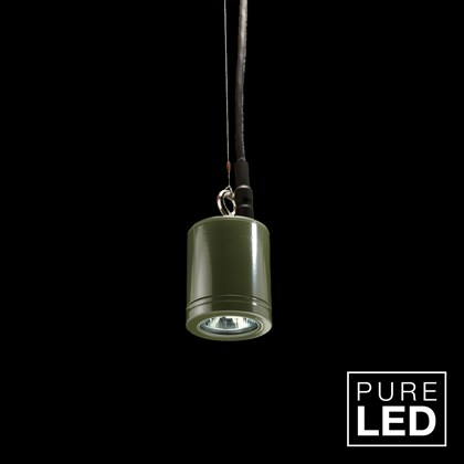 Hunza Pure LED Hanging Lite Exterior IP66 Pendant